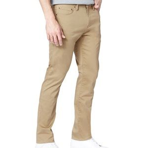 NWT Dockers Mens Jean-Cut Supreme Flex Pants